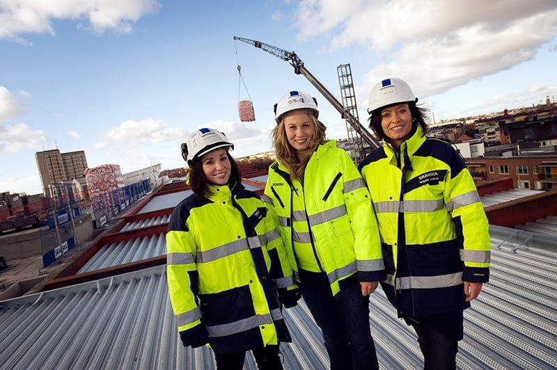 polskie firmy budowlane szwecja